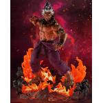 Street Fighter Mixed Media Shin Akuma Ultimate Ex Statua