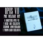 Final Fantasy Trading Card Game Opus VII Pre Release Kit